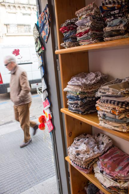 Los Buenos Aires de Madrid en Ventana de la Cebada